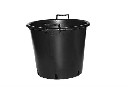Контейнер для голубики пластиковый 50 л